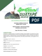 CONVOCATORIA Triatlon Guatape Oficial 2018