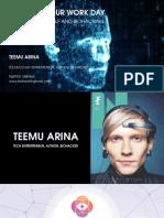 Biohacker's handbook work