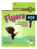 1flyers 1 Authentic Examination Papers Student s Book