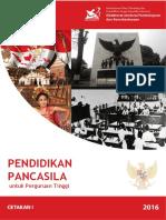 Buku Pendidikan Pancasila RISTEKDIKTI Converted