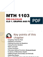 Mth 1103 Lecture Note Clo1 n