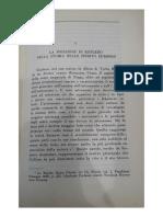 Cassirer Ernst - La posizione di Keplero nella storia dello spirito Europeo
