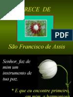 Oração de Sao Francisco de Assis