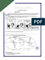 Atividades de Geografia-Planisferio