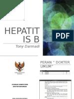 Hepatitis B Fin (Dr Tony Sp.pd)