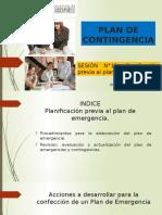 Semana 12 - Planificación previa al plan de emergencia.pptx