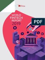World FinTech Report WFTR 2019 Web