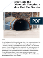 A Rare Journey Into the Cheyenne Mountain Complex, a Super-Bunker That Can Survive Anything | WIRED.pdf