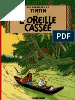 Tome 06 - L'Oreille Cassée