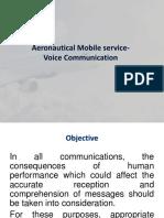 Distress Communication