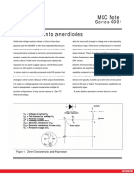 Zener Diodes Collate