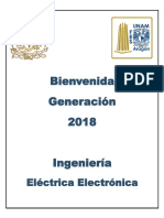 Iee Bienvenida 2018