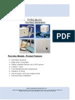 Pyro Bloc Modules