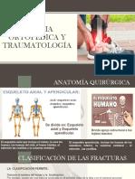 Cirugia Ortopedica y Traumatología