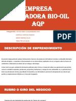 Empresa Innovadora Bio-oil Aqp