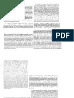 Resumen sobre filología hispánica