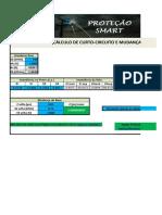 Planilha Cálculo de CC Proteção Smart