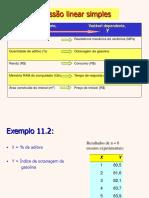 Reg Linear Simples