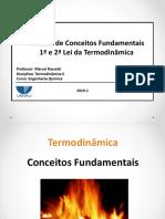2 - Revisão Termodinâmica