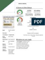 Banco Modal - Relatorio 2018