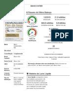 Banco Inter - Relatorio 2018
