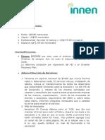 Resume n 2905