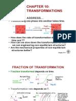 Phase Transformation 12