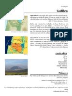 Galilea para novatos - Baja Galilea