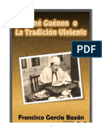 Garcia Bazan- Rene Guenon O La Tradicion Viviente