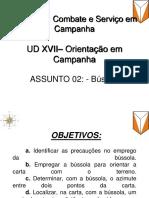 As 02 - Bússola - Apresentação
