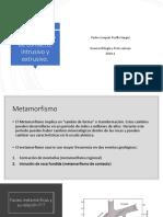 Metamorfismo de contacto; intrusivo y extrusivo..pptx