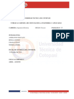 Teneda Angel 3 Electrica B RESONANCIA Informe