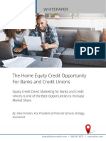 Whitepaper (RB) - The Home Equity Credit Opportunity for Banks and Credit Unions