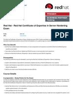 11952 Performance Tuning Red Hat Enterprise Linux Platform