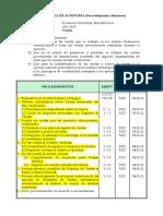 Programa de Auditoría Ctas Cobrar Ventas (2)
