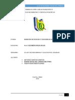 Seguridad Social 2019 Santos