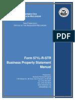 2017 Manual Guide for Filing Form 571L-R-STR_02102017