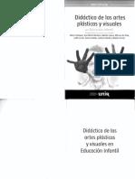 Didáctica de Las Artes Plásticas y Visuales en Educación Infantil - UNIR Editorial