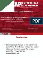 Auditoria Gubernamental II