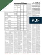 Edictos y Clasificados - Junio 16 de 2019