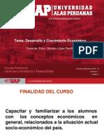 SEMANA 1.1 Desarrollo Economico