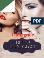 Adeli. Alex- De Feu Et de Glace -Integ