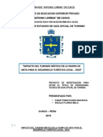 Proyecto Ilmar