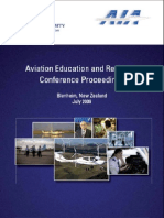 Aviation Education and Research Conference Papers