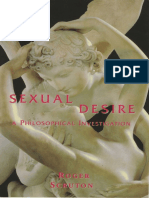 Roger Scruton - Sexual Desire_ a Philosophical Investigation -Phoenix (2001)