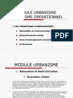 Cours d'Urbanisme Pp3