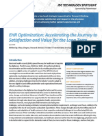 PatientKeeper - EHR Optimization