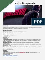 Daredevil - Temporada 1