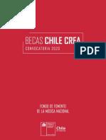Becas Chile Crea