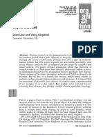 Law_Singleton Object Lessons